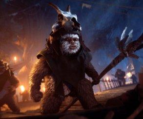 Пушистая ярость! В новом режиме Battlefront II эвоки будут сражаться против Империи