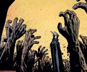 Кто погиб вновом номере «Ходячих мертвецов»?