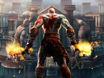 Серия игр God of War