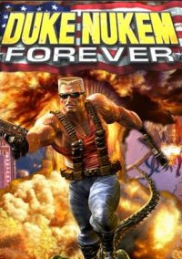 Duke Nukem Forever – фото обложки игры