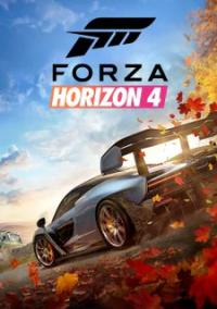 Forza Horizon 4 – фото обложки игры