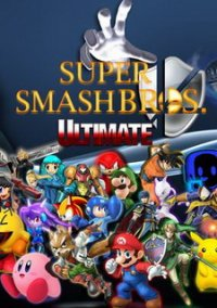 Super Smash Bros. Ultimate – фото обложки игры