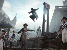Пользователи Steam завалили Assassin's Creed Unity положительными рецензиями. ЗаНотр-Дам!