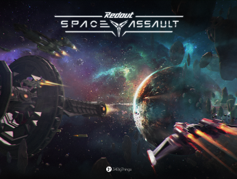 Redout: Space Assault. Тизер-трейлер
