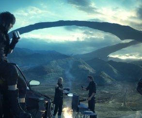 Мир Final Fantasy 15 показали в 10-минутной нарезке