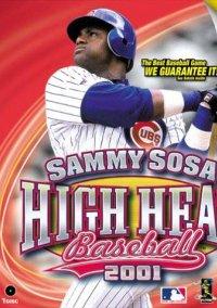 Sammy Sosa High Heat Baseball 2001 – фото обложки игры