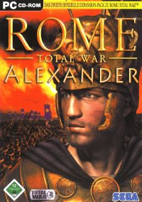 Rome: Total War - Alexander – фото обложки игры