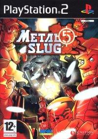 Metal Slug 5 – фото обложки игры