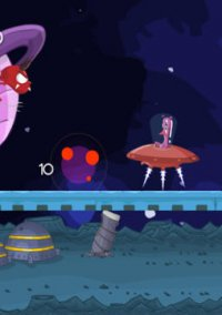 Adventure Monsters Lost in Space – War of the Galaxy – фото обложки игры