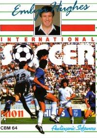Emlyn Hughes International Soccer – фото обложки игры