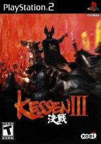 Kessen 3 – фото обложки игры