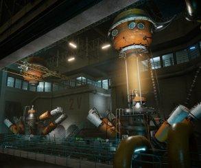 Взгляните нановые скриншоты Project Lambda— фанатского ремейка Half-Life наUnreal Engine4