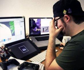 Узнайте, как создаются шедевры на12 из10 вновом кликере How tobeBest Russian Game Developer!