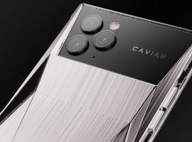 Лакшери смартфон Cyberphone сделан изiPhone 11 Pro под впечатлениями отTesla Cybertruck