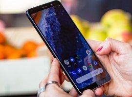 Обновление Nokia9 PureView увеличило скорость сканера отпечатков исломало его защиту