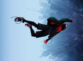 Послушайте новогодний саундтрек висполнении Людей-пауков из«Человека-паука: Через вселенные»