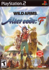 Wild Arms: Alter Code F – фото обложки игры