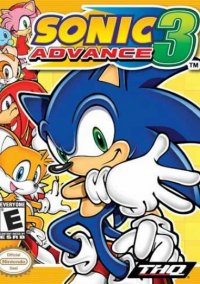 Sonic Advance 3 – фото обложки игры