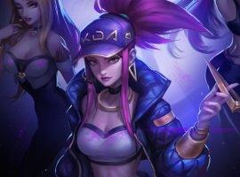 На чемпионате мира по League of Legends могут представить две новые песни K/DA