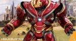Фигурки пофильму «Мстители: Война Бесконечности»: Танос, Тор, Железный человек идругие герои. - Изображение 204