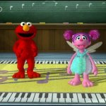 Скриншот Sesame Street: Elmo's Musical Monsterpiece – Изображение 2
