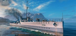 World of Warships. Обновление 0.6.5. Сезон охоты
