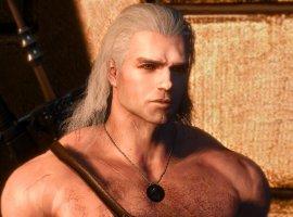 Теперь Генри Кавилл может стать Геральтом и в вашей копии The Witcher 3