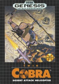 Twin Cobra – фото обложки игры