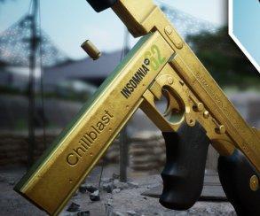 Киберспортсмена «наказали» при помощи золотого скина наавтомат снарисованным членом