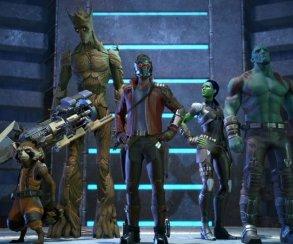 Танос бьет Звездного Лорда в трейлере «Стражей Галактики» от Telltale