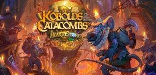 Hearthstone: Kobolds and Catacombs. Анонсирующий трейлер