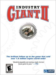 Industry Giant 2 – фото обложки игры