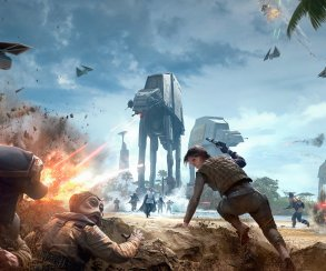EA отменила спинофф Star Wars: Battlefront в прошлом году