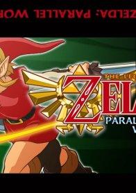 Legend Of Zelda Parallel Worlds