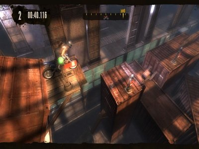 Trials HD. Геймплей