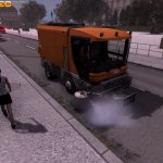 Скриншот Street Cleaning Simulator – Изображение 3