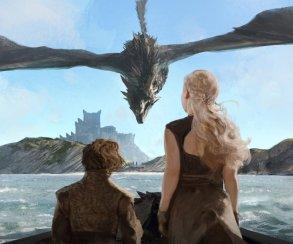 Взгляните напотрясающие концепт-арты 7 сезона «Игры престолов»