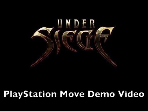 Under Siege. Геймплей