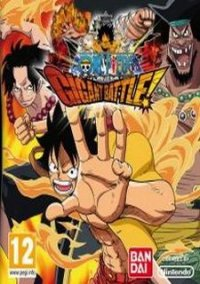 One Piece: Gigant Battle Marine Admirals – фото обложки игры