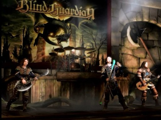 Sacred 2: Fallen Angel - Blind Guardian In-game Concert