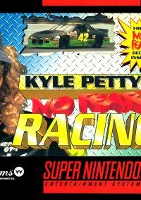 Kyle Petty's No Fear Racing – фото обложки игры