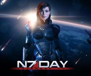 BioWare не планирует анонсов по Mass Effect: Andromeda на N7 Day 2015