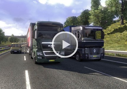 Euro Truck Simulator 2 - С Грузом по Европе 3
