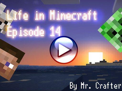 Life in Minecraft. Episode 14