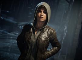Гифка дня: когда уЛары зачесалась спинка вRise ofThe Tomb Raider