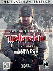 Wolfenstein: Enemy Territory – фото обложки игры