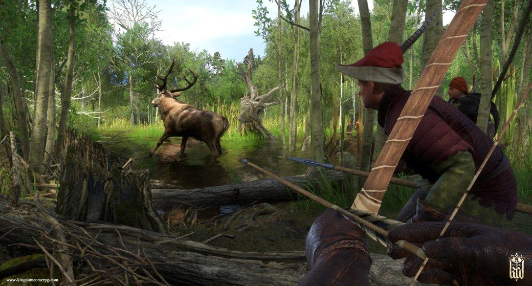 Kingdom Come: Deliverance (Экшен-RPG, PC, PS4, Xbox One) - предварительный обзор игры | Канобу - Изображение 4560