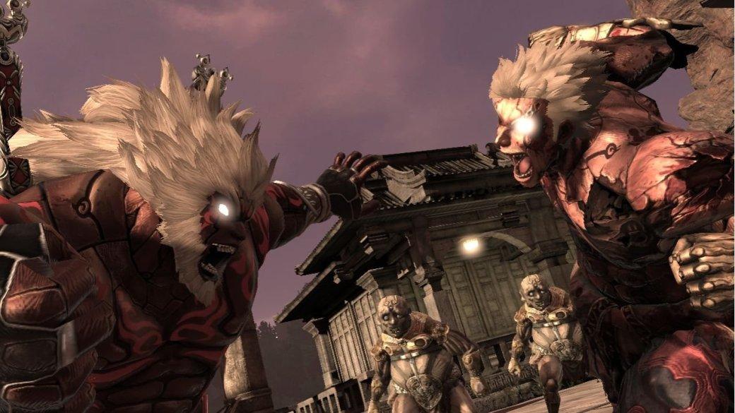 Рецензия на Asura's Wrath   Канобу - Изображение 6951