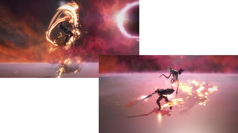 Бэнг-бэнг-бэнг: в Сети появились 15 минут геймплея Devil May Cry 5! | Канобу - Изображение 7284