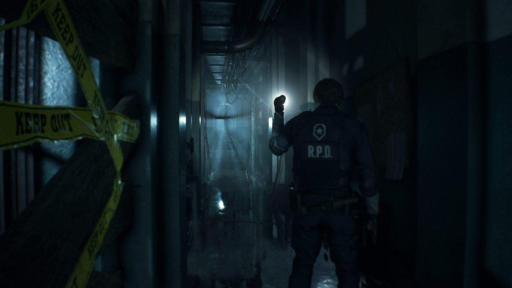 Ремейк Resident Evil 2 добавит вполицейский участок самое важное— туалеты | Канобу - Изображение 0